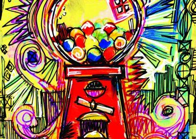 Gumball Machine 7