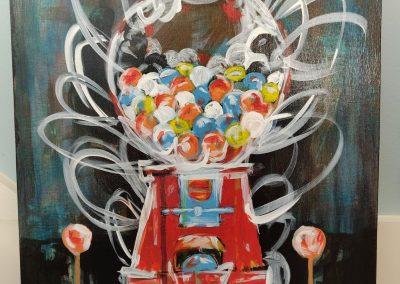 Gumball Machine 5